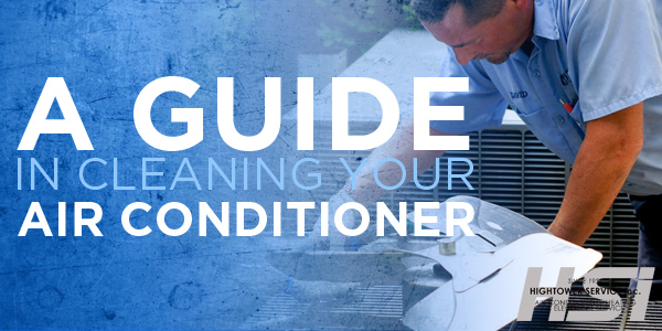 A Guide in Cleaning Your Air Conditioner