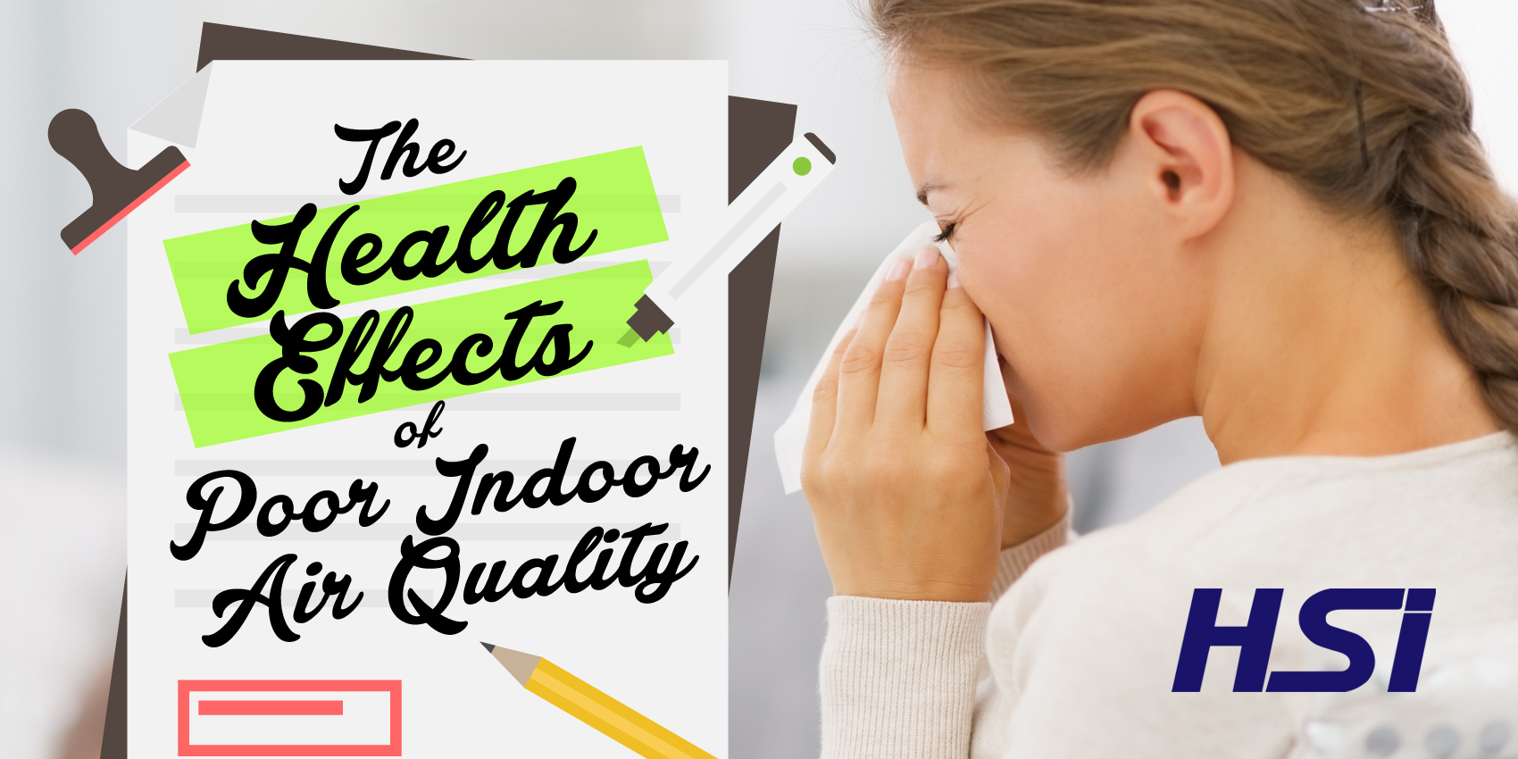 The Health Effects of Poor Indoor Air Quality