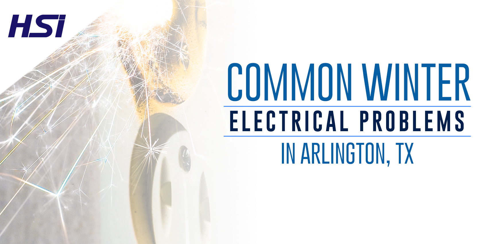 Common Winter Electrical Problems in Arlington, TX