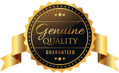Golden Premium Quality Logo