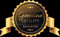 Golden Premium Quality Logo